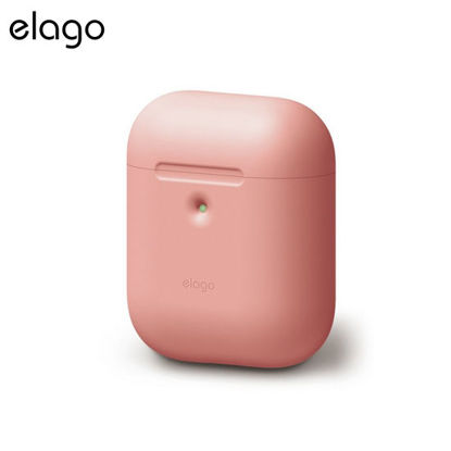 Picture of Elago Silicone Case for Airpods 2 - Peach