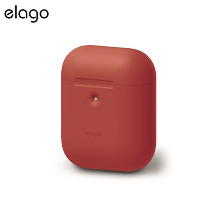 Picture of Elago Silicone Case for Airpods 2 - Red