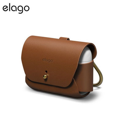 Picture of Elago AirPods Pro Case Leather - Brown