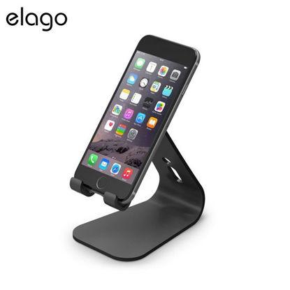 Picture of Elago M2 Phone Stand Aluminum - Black