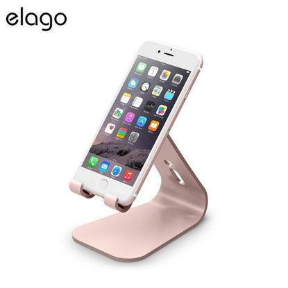 Picture of Elago M2 Phone Stand Aluminum - Rose Gold