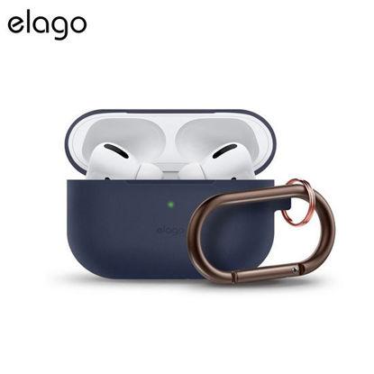 Picture of Elago AirPods Pro Case Hang - Jean Indigo