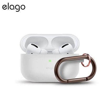 Picture of Elago AirPods Pro Case Hang - Nightglow Blue