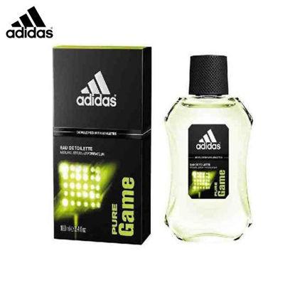 Picture of Adidas Pure Game Eau De Toilette for Men 100ml