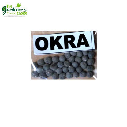Picture of The Gardener's Choice Okra Seeds