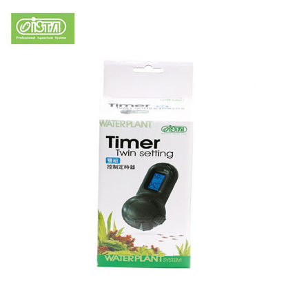 Picture of Ista Twin Socket Timer I-901