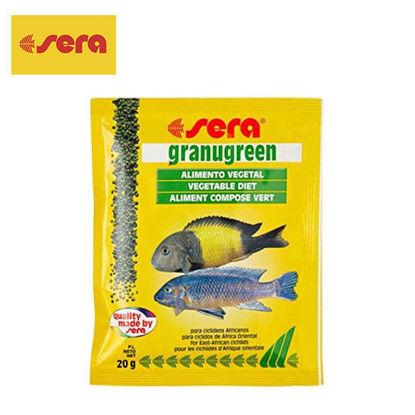 Picture of Sera Granugreen 20g