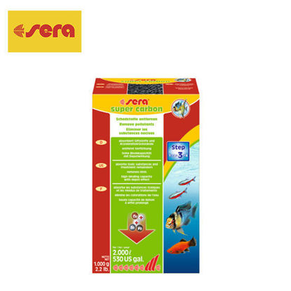 Picture of Sera Filter Carbon 1000g