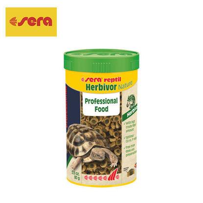 Picture of Sera Reptil Herbivor Nature 250ml