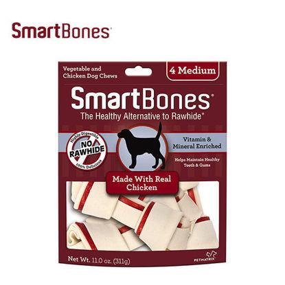 Picture of SmartBones Chicken Medium 4pcs