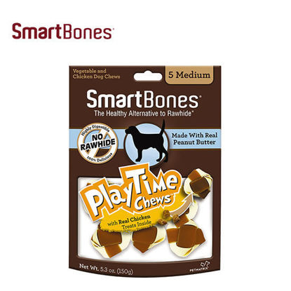 Picture of SmartBones P/C Peanut M 5pcs