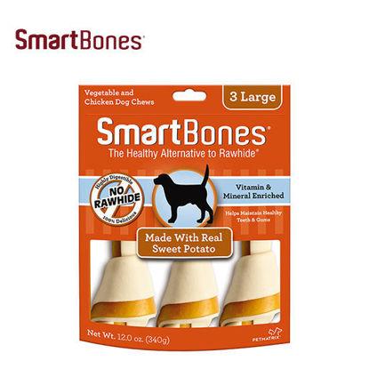 Picture of SmartBones Sweet Potato Large 3pcs