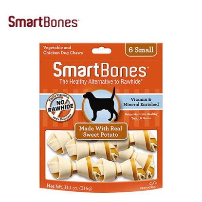 Picture of SmartBones Sweet Potato Small 6pcs