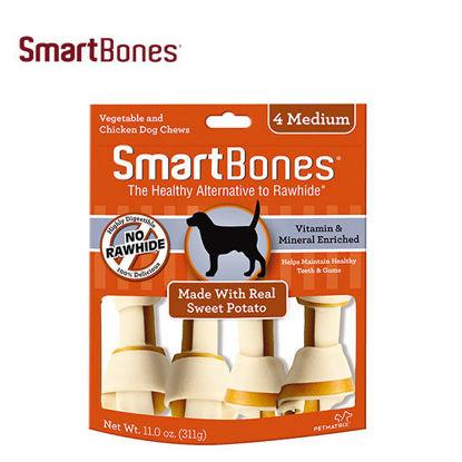 Picture of SmartBones Sweet Potato Medium 4pcs