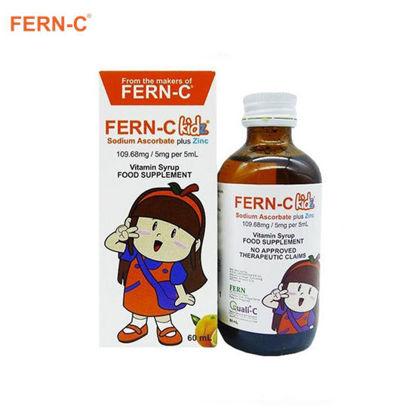 Picture of Fern C Kidz Vitamin C + Zinc Syrup (60mL)