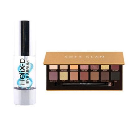 Picture of HELIX-D EYE SERUM 35 ML + Anastasia Beverly Hills Soft Glam Eyeshadow Palette