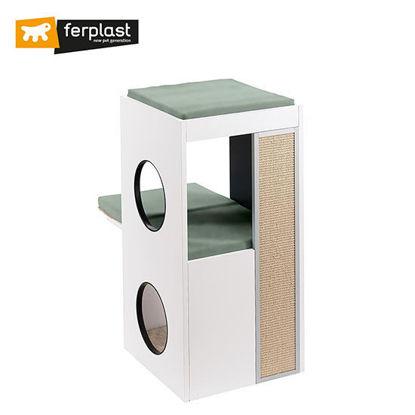 Picture of Ferplast Cat Tree Blanco