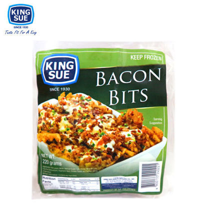 Picture of King Sue Ham & Sausage Co.,  Inc., Bacon Bits 220g