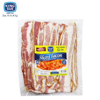 Picture of King Sue Ham & Sausage Co., Inc., Bacon Sliced 1 Kg
