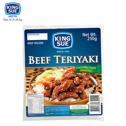 Picture of King Sue Ham & Sausage Co., Inc., Beef Teriyaki 250g