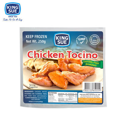 Picture of King Sue Ham & Sausage Co., Inc., Chicken Tocino 250g