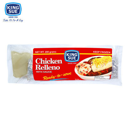 Picture of King Sue Ham & Sausage Co., Inc., Chicken Relleno 200g