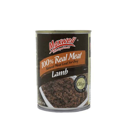 Picture of Maxwell Dog Canned Lamb