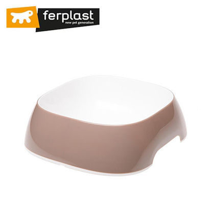 Picture of Ferplast Glam Large Dove Grey Bowl