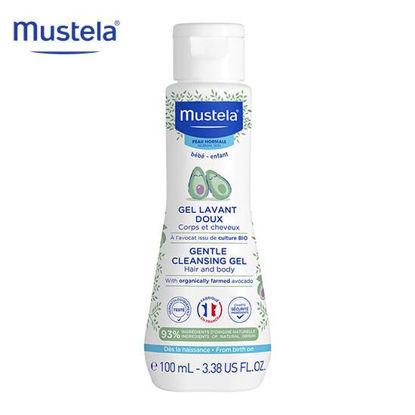 Picture of Mustela Gentle Cleansing Gel 100ml