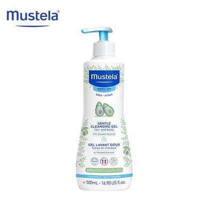 Picture of Mustela Gentle Cleansing Gel 500ml