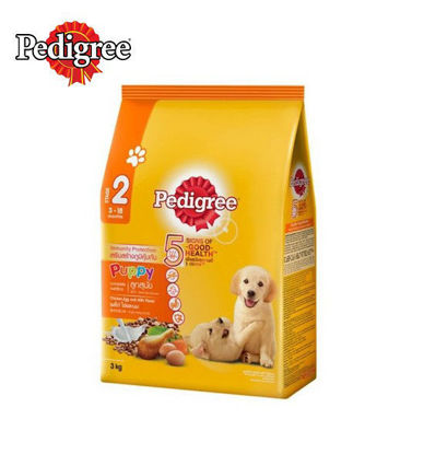 Picture of Pedigree Puppy Chicken and Egg 3kg