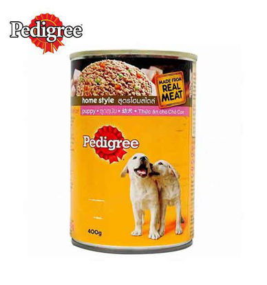 Picture of Pedigree Puppy Wet Can Dog Food 400g