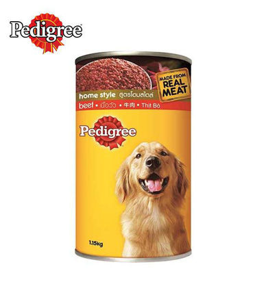 Picture of Pedigree Beef Wet Can Dog Food (1.15kg)