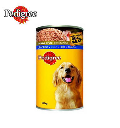 Picture of Pedigree Chicken Wet Can Dog Food (1.15kg)