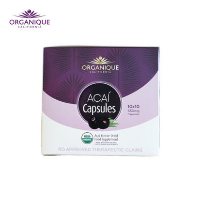 Picture of Organique Acai Freeze Dried Capsules 100s