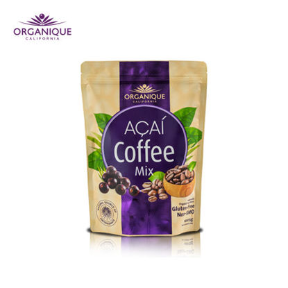 Picture of Organique Acai Coffee Mix Stand Up Pouch (15g x 10)
