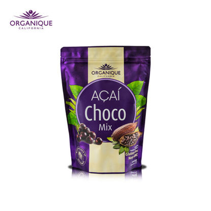 Picture of Organique Acai Choco Mix Stand Up Pouch (25g x 10)