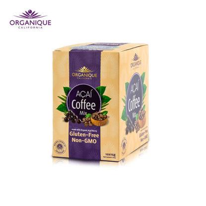 Picture of Organique Acai Coffee Mix Trade Box (15g x 10)