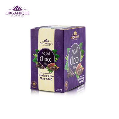 Picture of Organique Acai Choco Mix Trade Box (25g x 10)