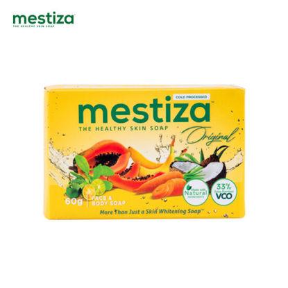 Picture of Mestiza Face & Body Soap Original 60g
