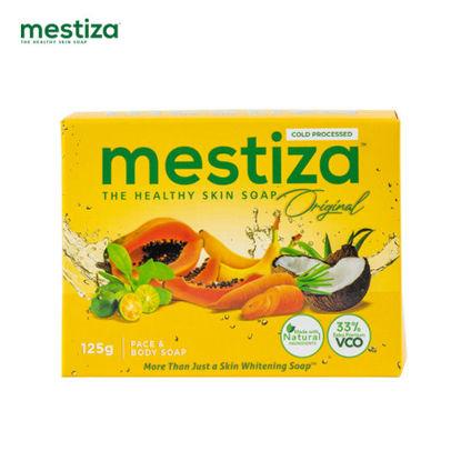 Picture of Mestiza Face & Body Soap Original 125g