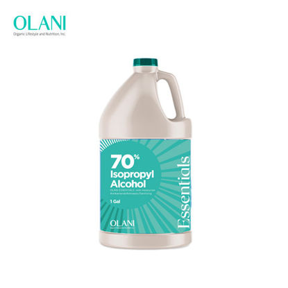 Picture of OLANI Essentials 70% Isopropyl Alcohol 1 Gal