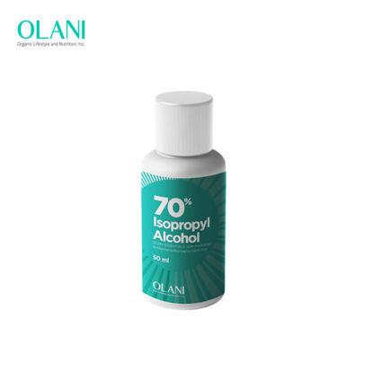 Picture of OLANI Essentials 70% Isopropyl Alcohol 60 mL