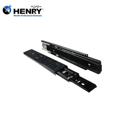 Picture of HENRY Full Extension Ball Bearing Automatic Drawer Slide