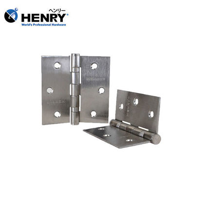 Picture of HENRY Steel Plain Hinge 3.5X3.5