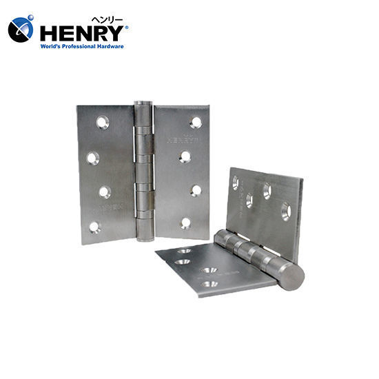 Picture of HENRY Steel Plain Hinge 4X4