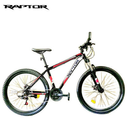 Picture of RAPTOR MTB 27.5 (Black-Red)