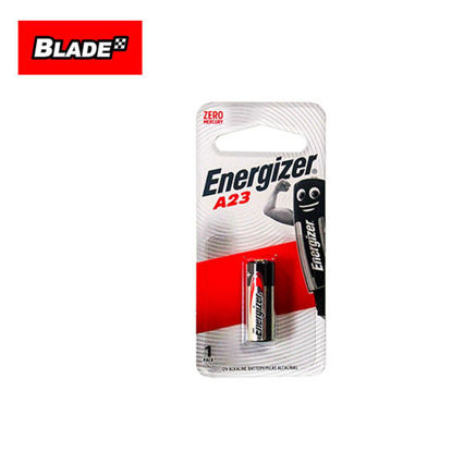 Picture of Energizer  Alkaline Battery A23 BP-1 12V Zero Mercury