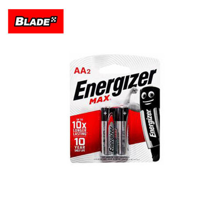 Picture of Energizer Battery E91MAXBP2 AA 1.5V 2pack