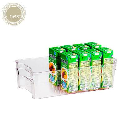 Picture of Nest Design Lab Premium Heavy duty Durable Fridge bin Refrigerator Organizer
